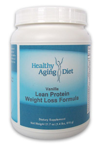 Healthy Aging Diet's Lean Protein Weight Loss Formula
